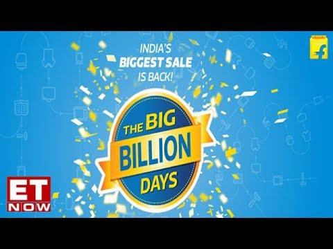 Flipkart's big billion day sale, biggest online festive sale