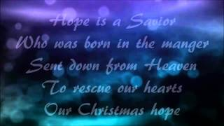The Christmas Hope lyrics