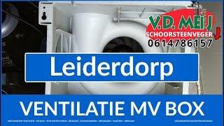Onderhoud Ventilatiesysteem Leidschendam (0614786157) VD Meij Mechanische Ventilatie NL
