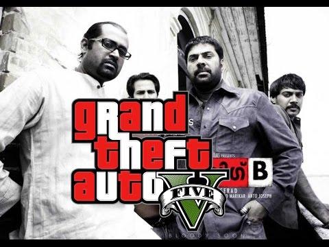 GTA 5 | MAMMOOTTY MIX | BIG B | MALAYALAM COMEDY