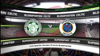 Nedbank Cup 2018 - Bloemfontein Celtic vs SuperSport United