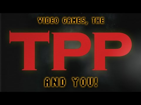The Trans-Pacific Partnership, Videogames and You! - SuperBunnyHop