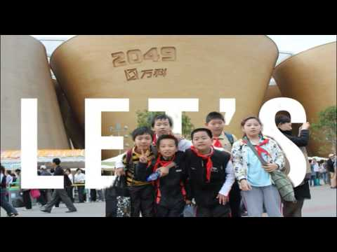 Shanghai Yan'an Senior High School Graduation Video Clip