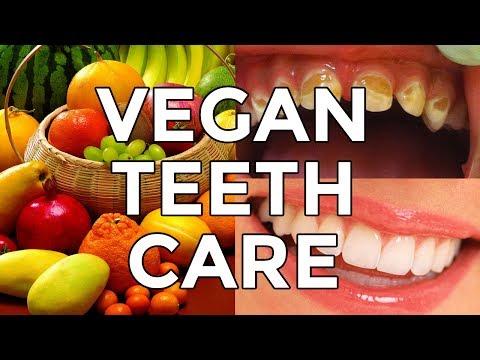 Raw Vegan Teeth Care | Vegan Tooth Problems