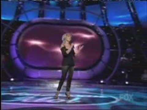 To Sir With Love-American Idol