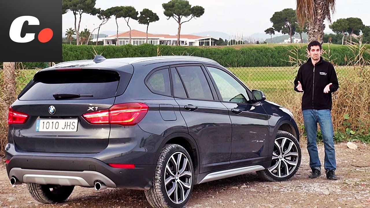 bmw x1 suv prueba an lisis test review en espa ol. Black Bedroom Furniture Sets. Home Design Ideas