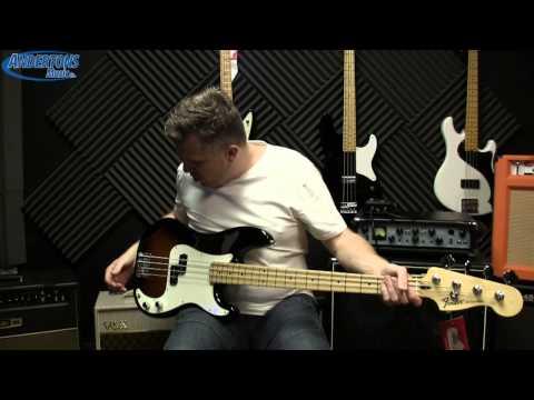 Fender Standard P-Bass - Mexican Edition
