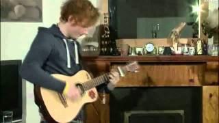 Ed Sheeran - Small Bump Live On UStream