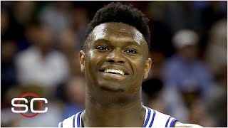 Zion's top 10 best moments | SportsCenter