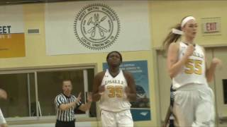 Women's Basketball Defeats Rhode Island, 70-51