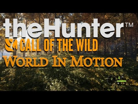 TheHunter Call of The Wild - World in Motion 4K [Time Lapse]