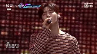 Lost Stars covered by Beakho and Minhyun Nu'est
