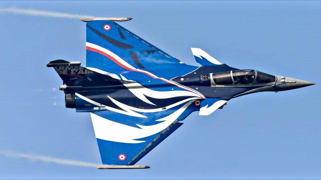 Dassault RAFALE LOW Aerobatic Display @ PARIS AIRSHOW | Fighter Jet Aerobatics, Lowpasses & Landing! - YouTube