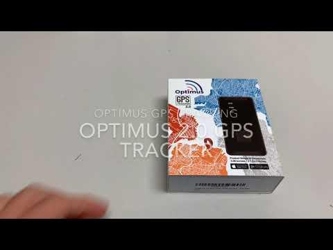 Optimus 2.0 GPS Tracker