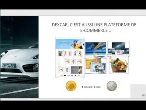 Dexcar présentation du 25 avril 2016