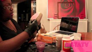 #64 DIY Glitter Shoe Soles for Prom, Wedding Heels, or Everyday diva tutorial!