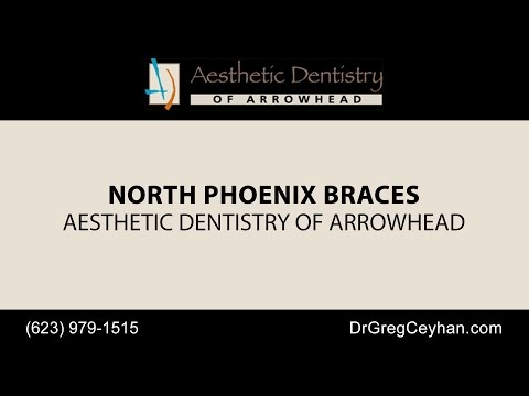 North Phoenix Braces | Aesthetic Dentistry of Arrowhead