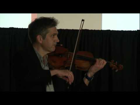 Music  -- is it just a matter of personal taste?: Mark Whale at TEDxGuelphU
