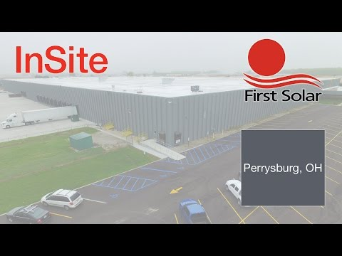 InSite Real Estate | First Solar Industrial Redevelopment - Perrysburg, OH