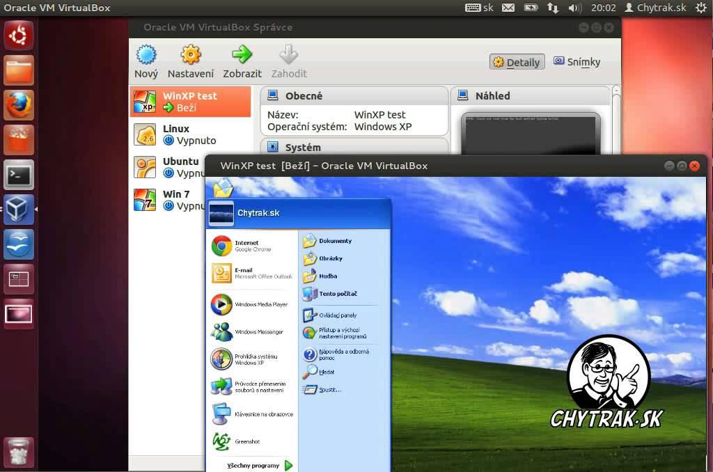 6f53c1bf0 VirtualBox - virtuálny počítač - YouTube