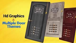 Door lock Screen – Stylish Door Lock With Password screenshot 3