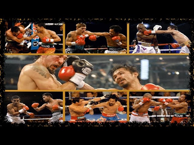 MANNY PACQUIAO THE G.O.A.T.