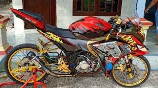 Knalpot racing rekomended  buat motor sport 150cc
