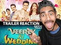 Veerey Ki Wedding Official Trailer REACTION | Pulkit Samrat | Kriti Kharbanda | Jimmy Shergill