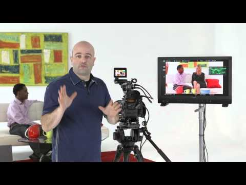 Canon EOS C300 Mark II Tutorial Series: Custom Picture Menu