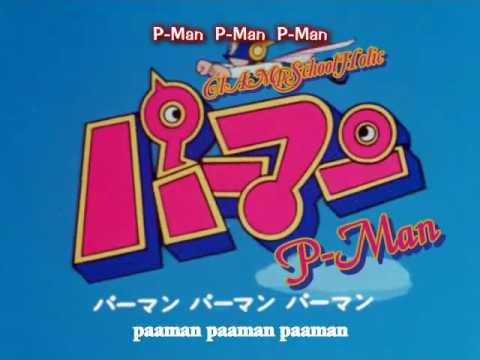 P-man Episode 01 Bahasa indonesia