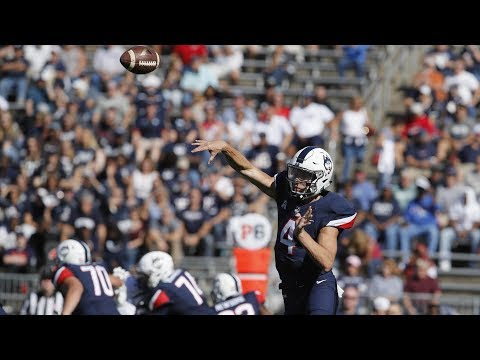 Football Highlights - UConn 20, Tulsa 14