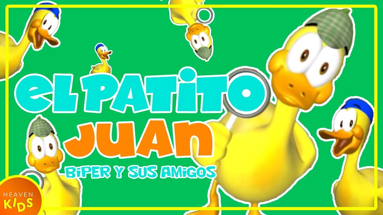 Download El Patito Juan - Biper y sus Amigos