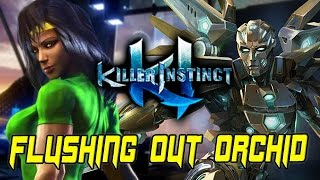 FLUSHING OUT ORCHID - WEEK OF! ARIA - Part 4: Killer Instinct Season 2