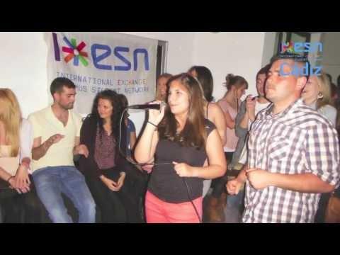 ESN Cádiz - Karaoke