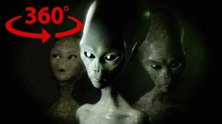360° ALIEN ABDUCTION - HORROR in VR 4K