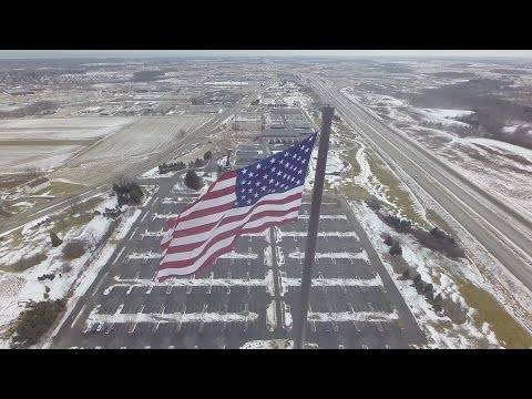 America's Tallest Flagpole - Sheboygan, WI - Acuity ...