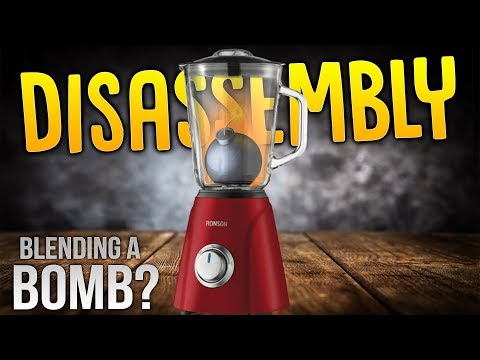 Disassembly 3D - Will It Blend? Bomb Edition - Sinking The Titanic - Disassembly 3D Gameplay