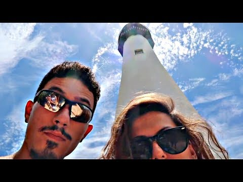 Key Biscayne Lighthouse Tour (Let's go to the beach!)