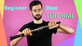Ep. 4: Beginner Oboe TUTORIAL | what you need to know to start playing the oboe!