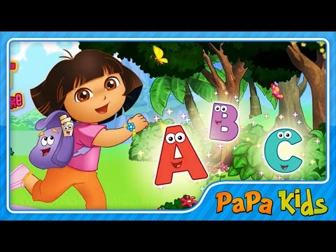 Doras Alphabet Forest Adventure  ABC Alphabet Song for Kids