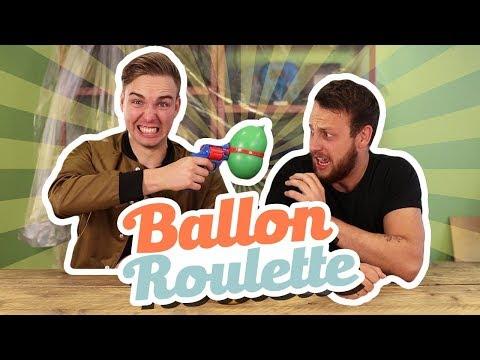 BALLON ROULETTE CHALLENGE!