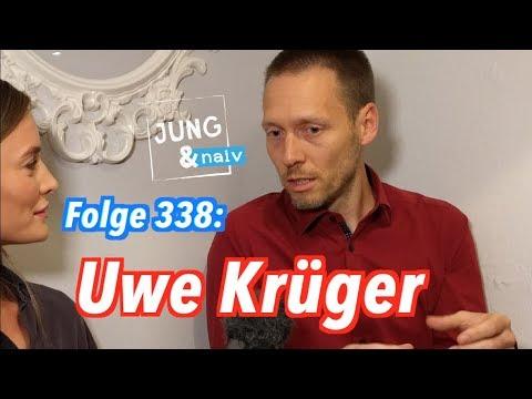 "Uwe Krüger über ""Mainstream"", Eliten & Atlantikbrücke - Jung & Naiv: Folge 338 (Schreiber Edition)"