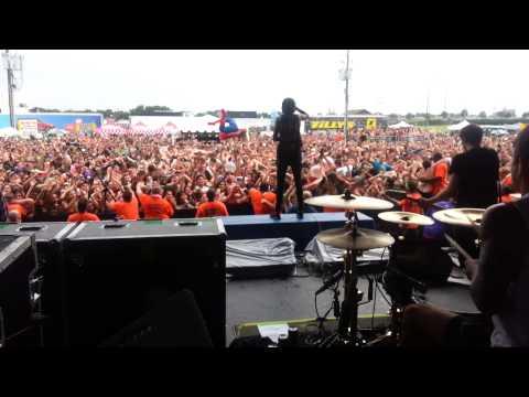 Bring me the horizon - Warped Tour Orlando 2013