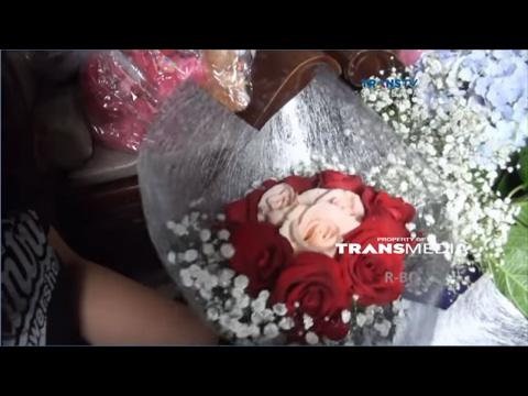 Rangkaian Bunga Sebagai Kado Valentine