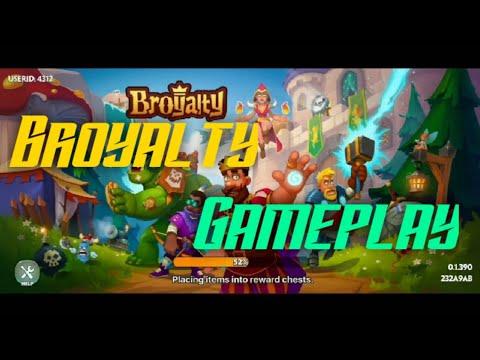 Broyalty-Medieval Kingdom Wars,RPG War Strategy (gameplay) |