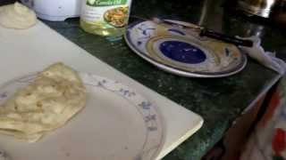 How To Make Roti or Indian flat bread