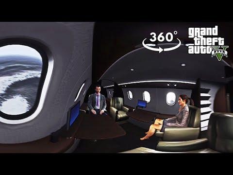 360° VR Plane