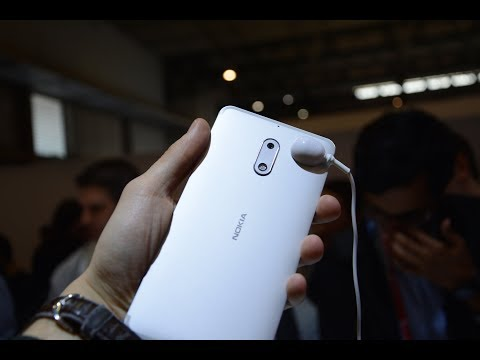 Unboxing Nokia 6 (Silver Finish)