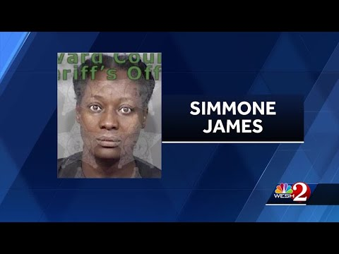 Woman accused of throwing powder with cayenne pepper on children