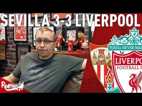 No Leadership. | Sevilla v Liverpool 3-3 | Chris' Match Reaction